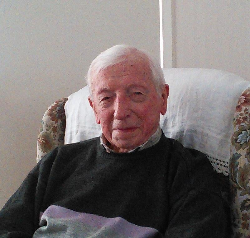 Death of Dunkirk veteran Marc, 98