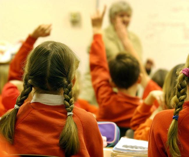 Parents found out whether they were offered their first choice of primary school on Tuesday