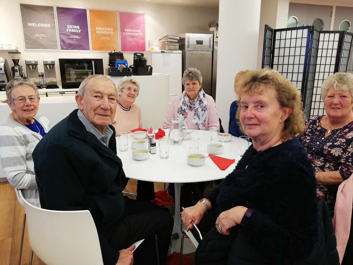 The Crumbs Project has launched a new community lunch club at the Life Centre in Moordown