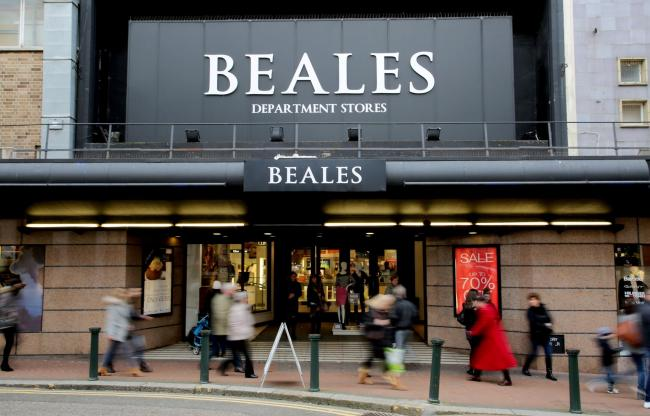 Beales in Bournemouth