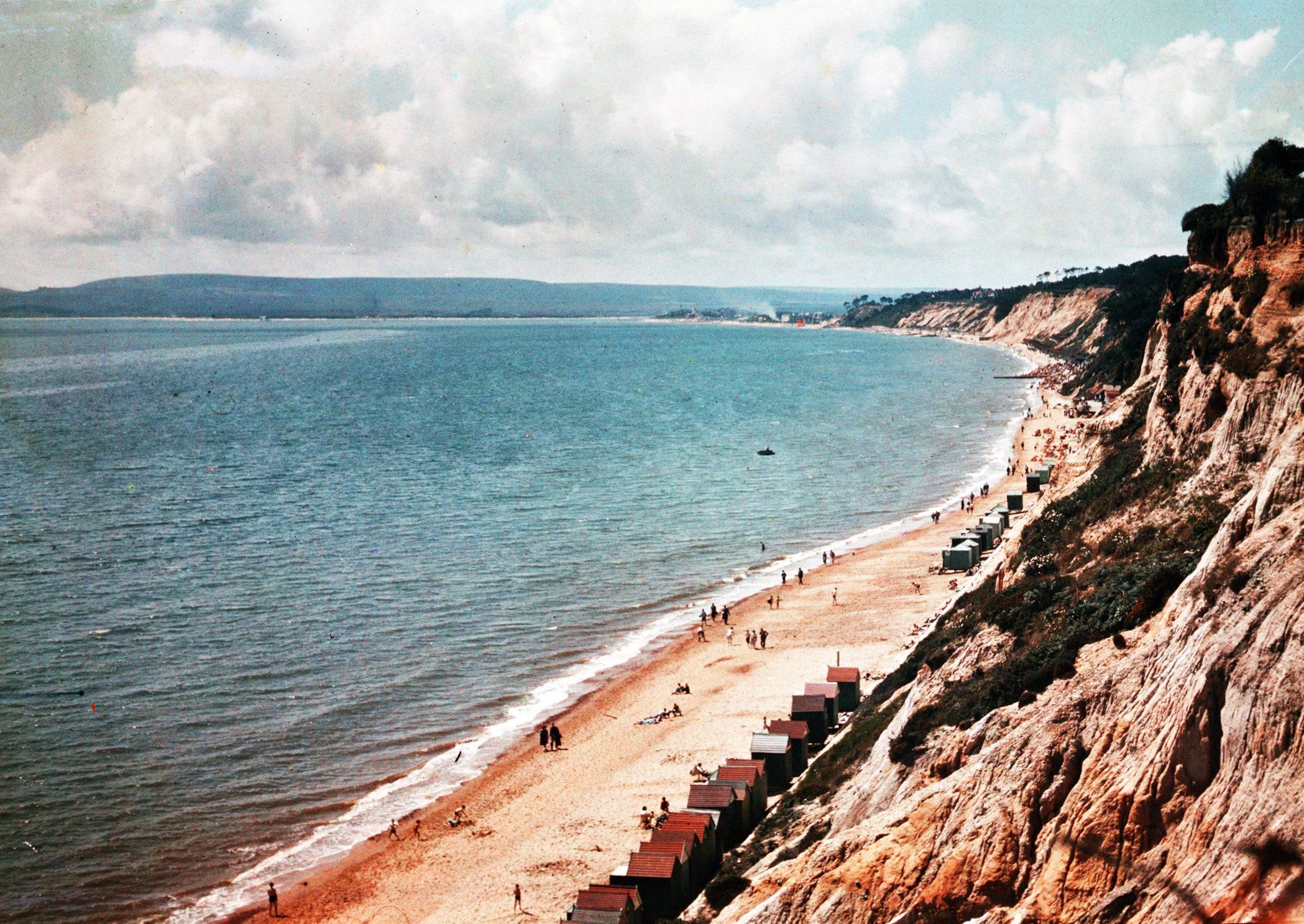 Picture of the Day: The view from West Cliff in 1939