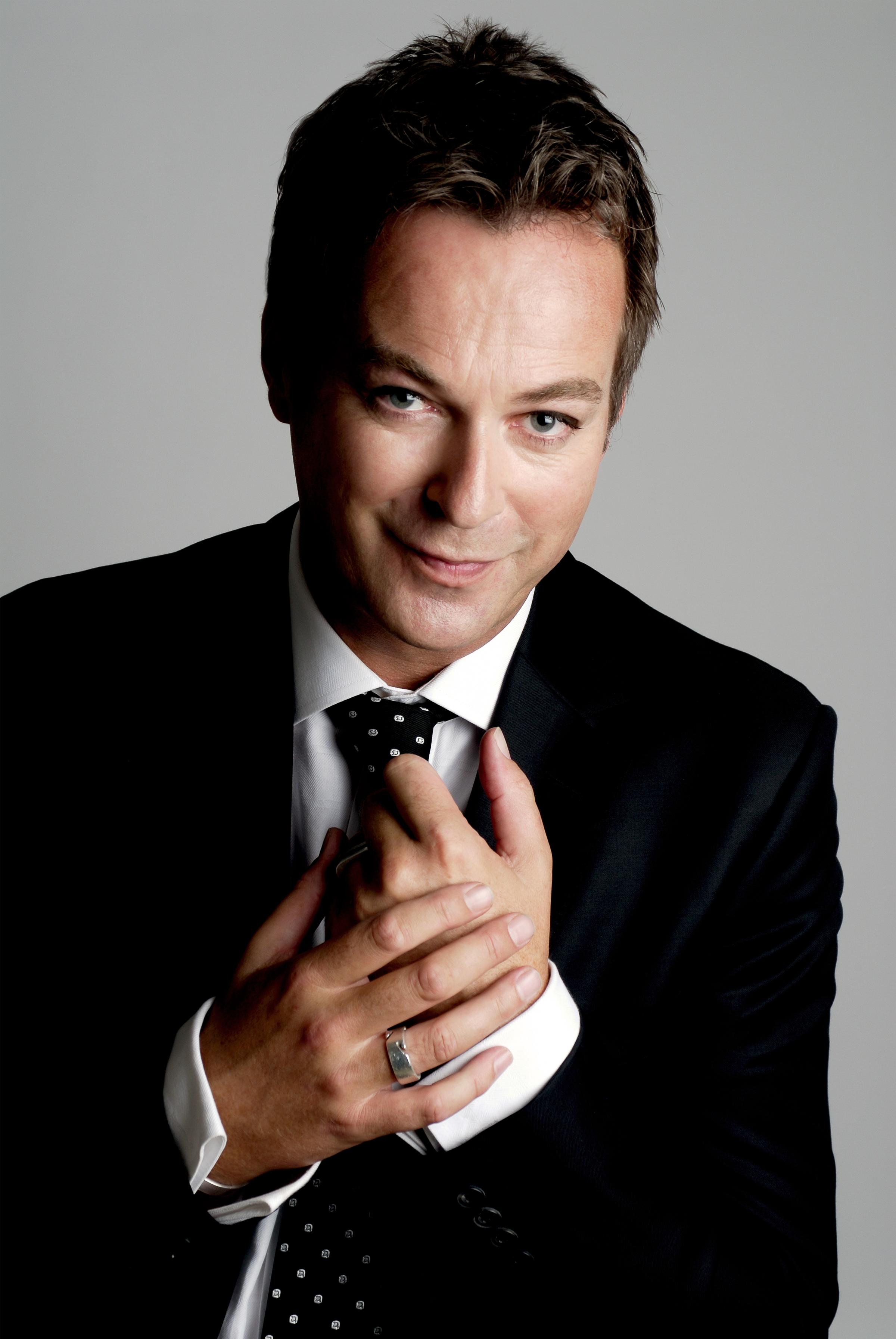 """Julian Clary on his new """"outrageously camp show"""""""