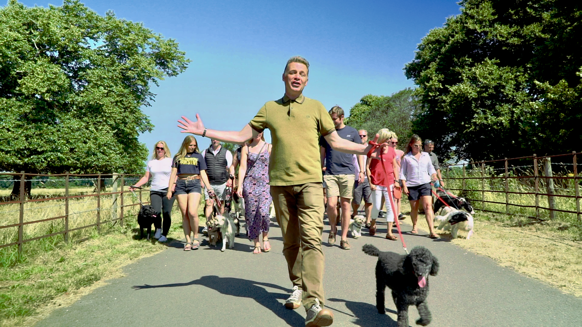 Countdown is on to first ever Dogstival with Chris Packham