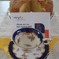 DORSET CREAM TEAS WEEKEND - MOTOR NEURONE DISEASE ASSOCIATION