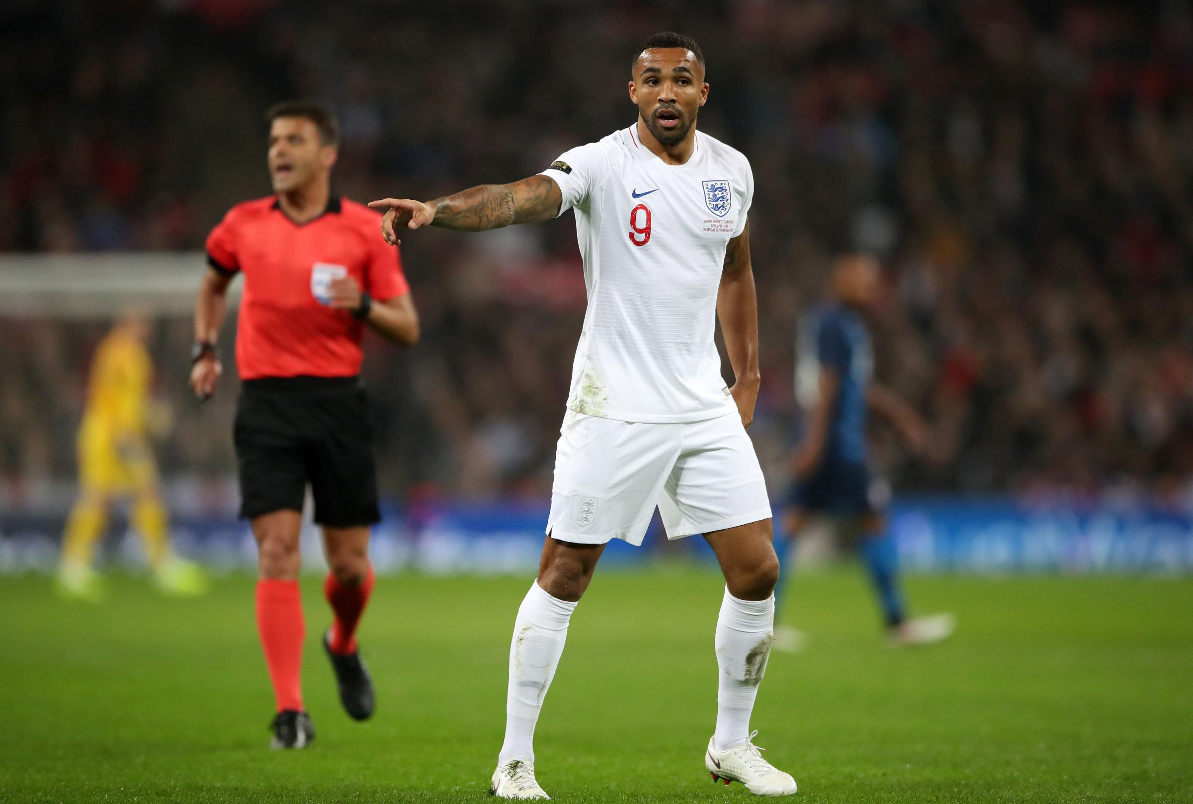 AFC Bournemouth's Callum Wilson named in England's provisional Nations League squad