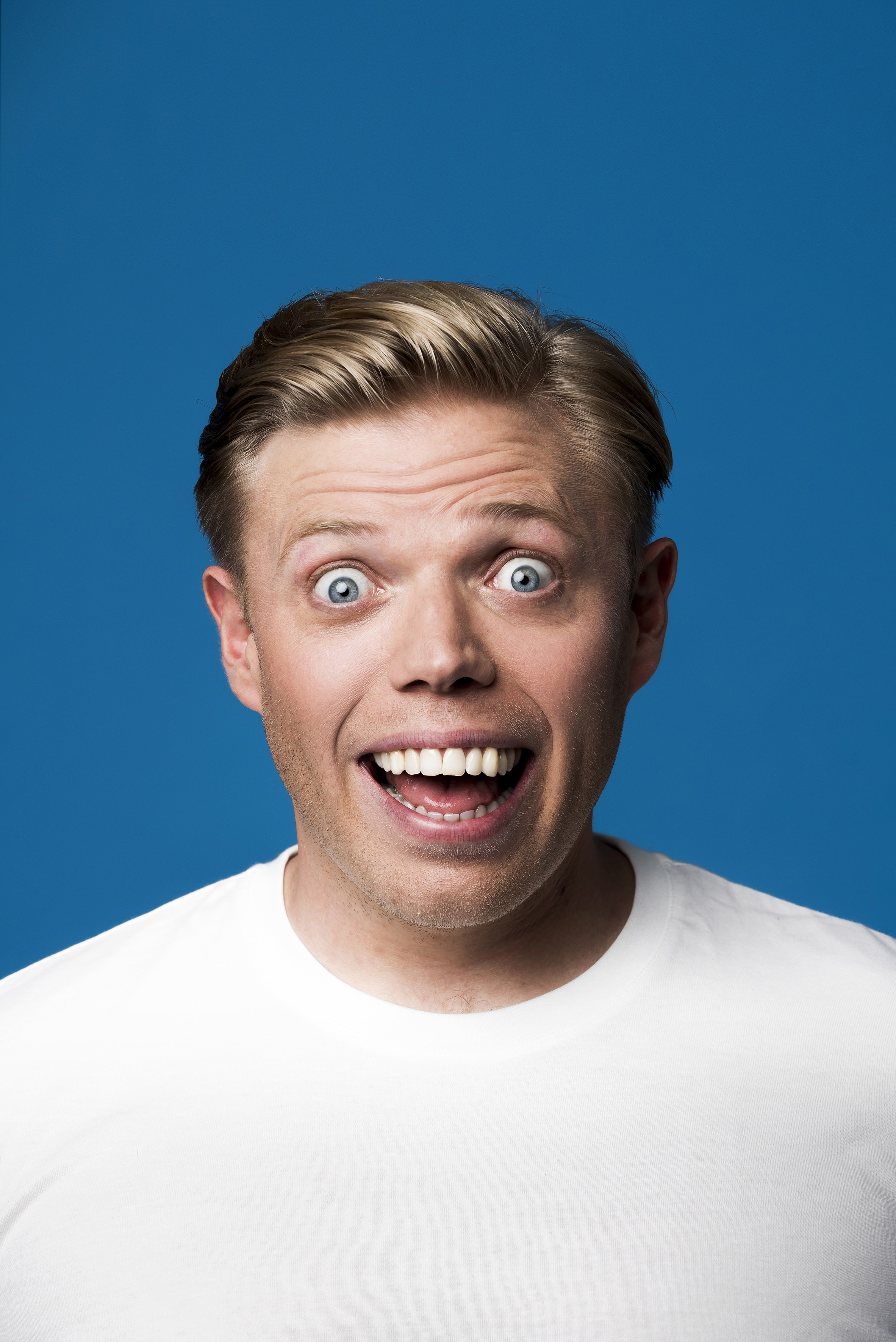 Mouth of the South Rob Beckett is back with a Wallop!