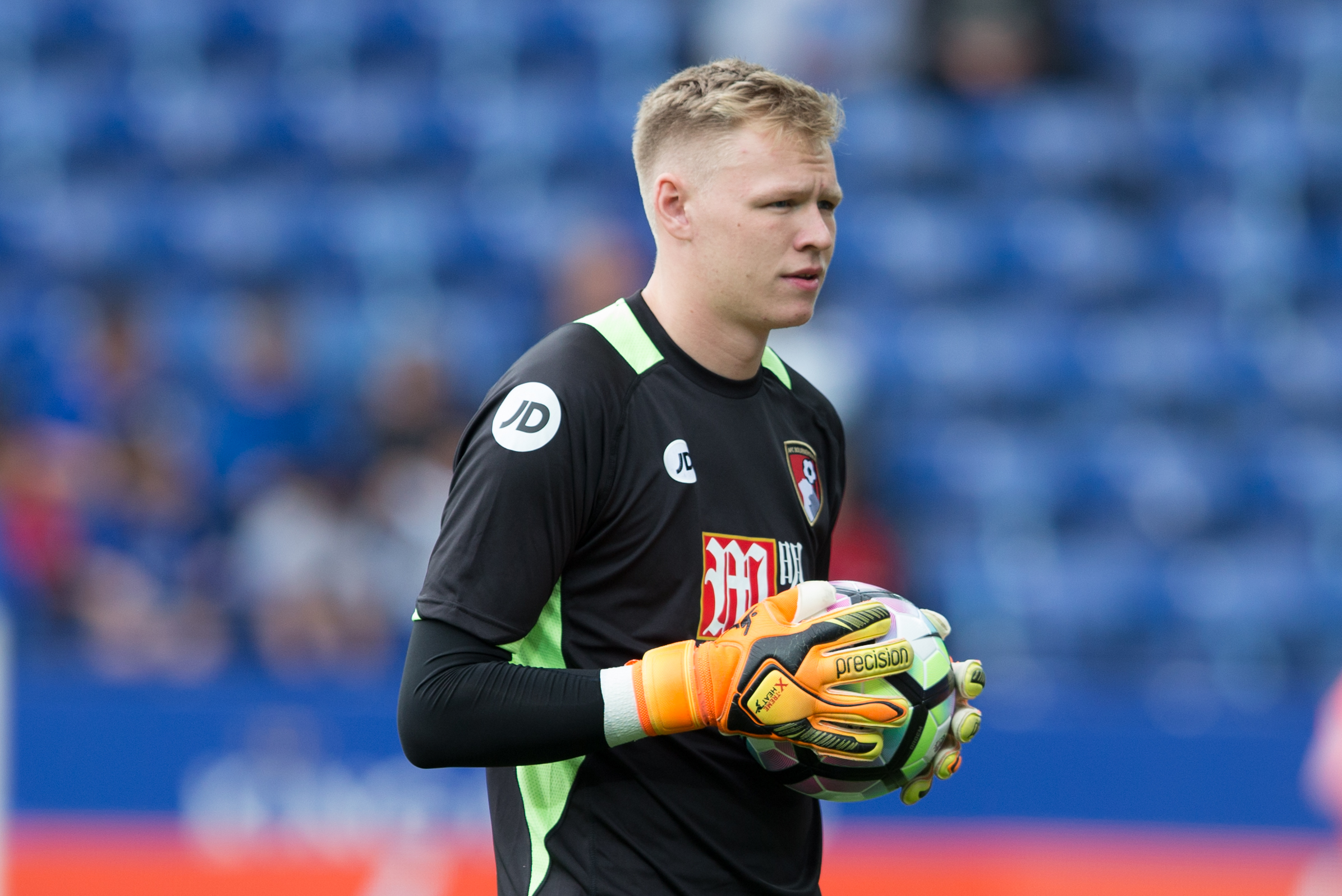 Ramsdale named League One player of the month