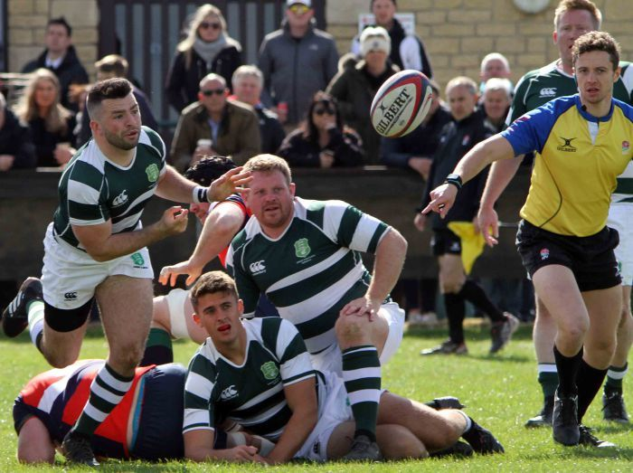 Dorset and Wiltshire claimed a 57-45 victory against Berkshire (Picture: Idris Martin)