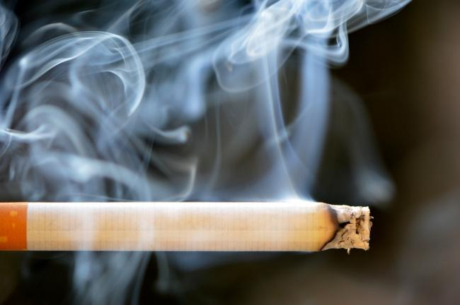 SMOKING COSTS: New figures analysed by NHS Digital show 5.9 million people across the UK smoked cigarettes in 2018