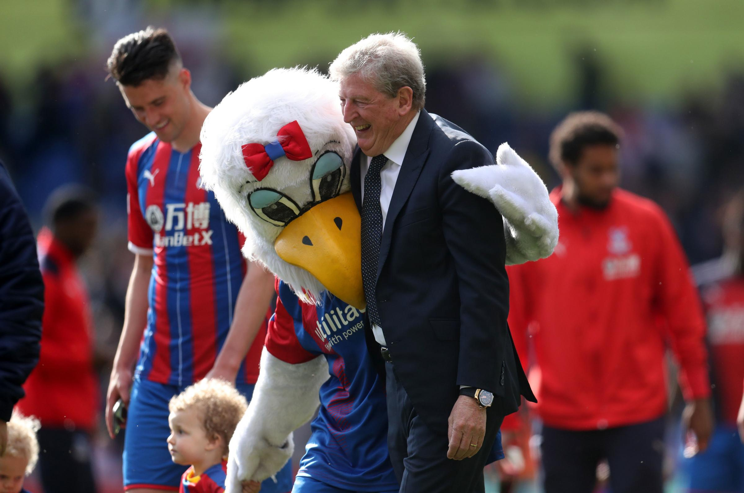 Lerma strike gave Cherries hope, says Crystal Palace boss Hodgson