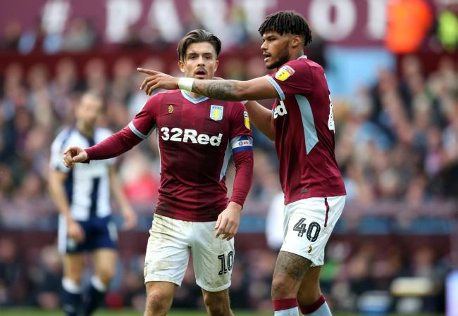 IMPACT: AFC Bournemouth loanee Tyrone Mings helped Aston Villa beat rivals West Brom in the Championship play-off semi-finals (Picture: Nick Potts/PA)