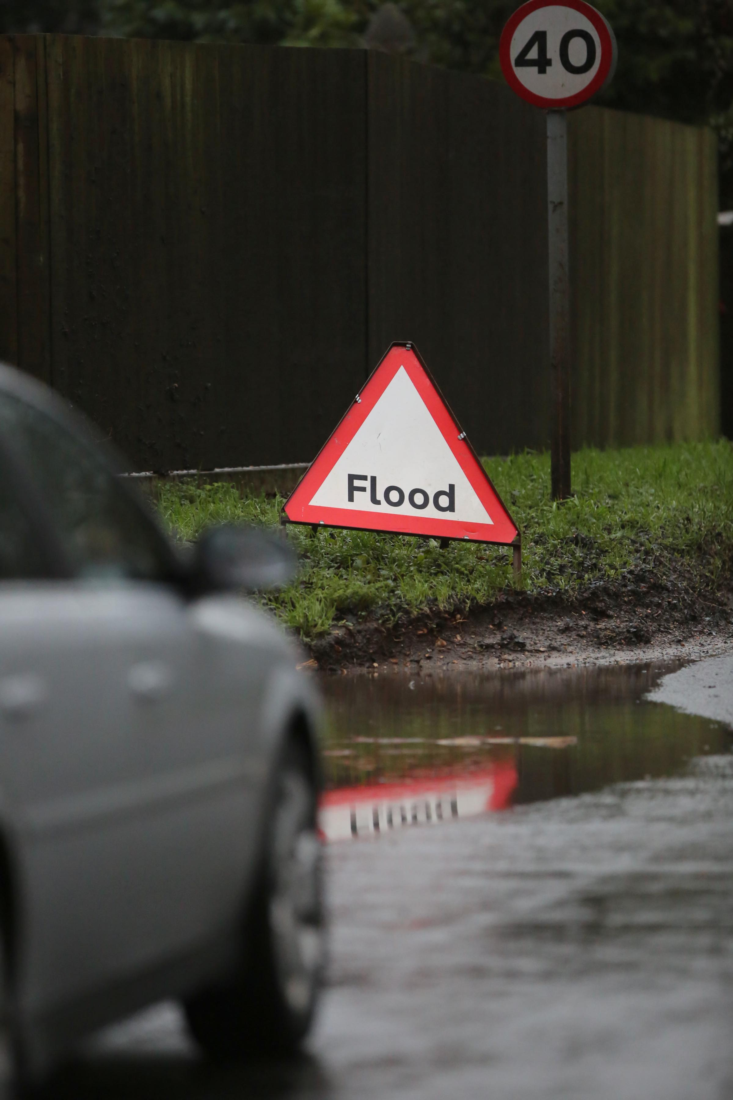 Weather warning for heavy rain is issued for Dorset