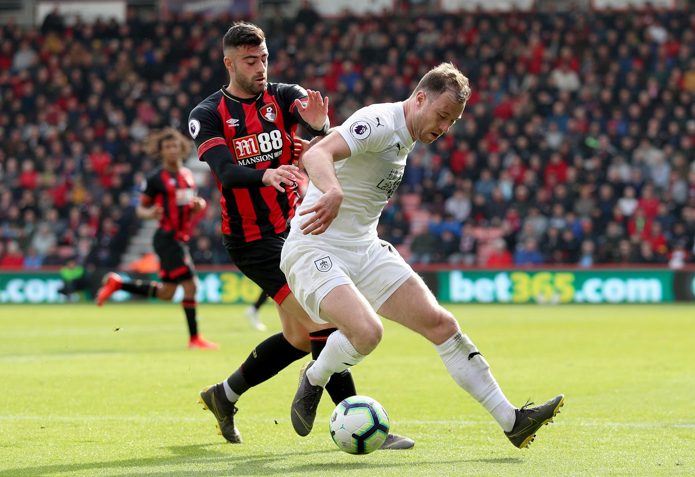 Eddie Howe insists AFC Bournemouth left-back Diego Rico has the ability to play in the Premier League