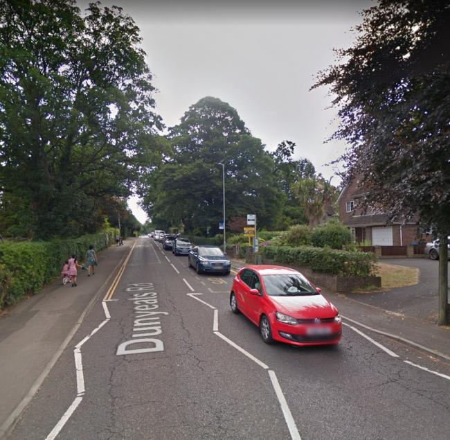 Dunyeats Road. Picture: Google Streetview