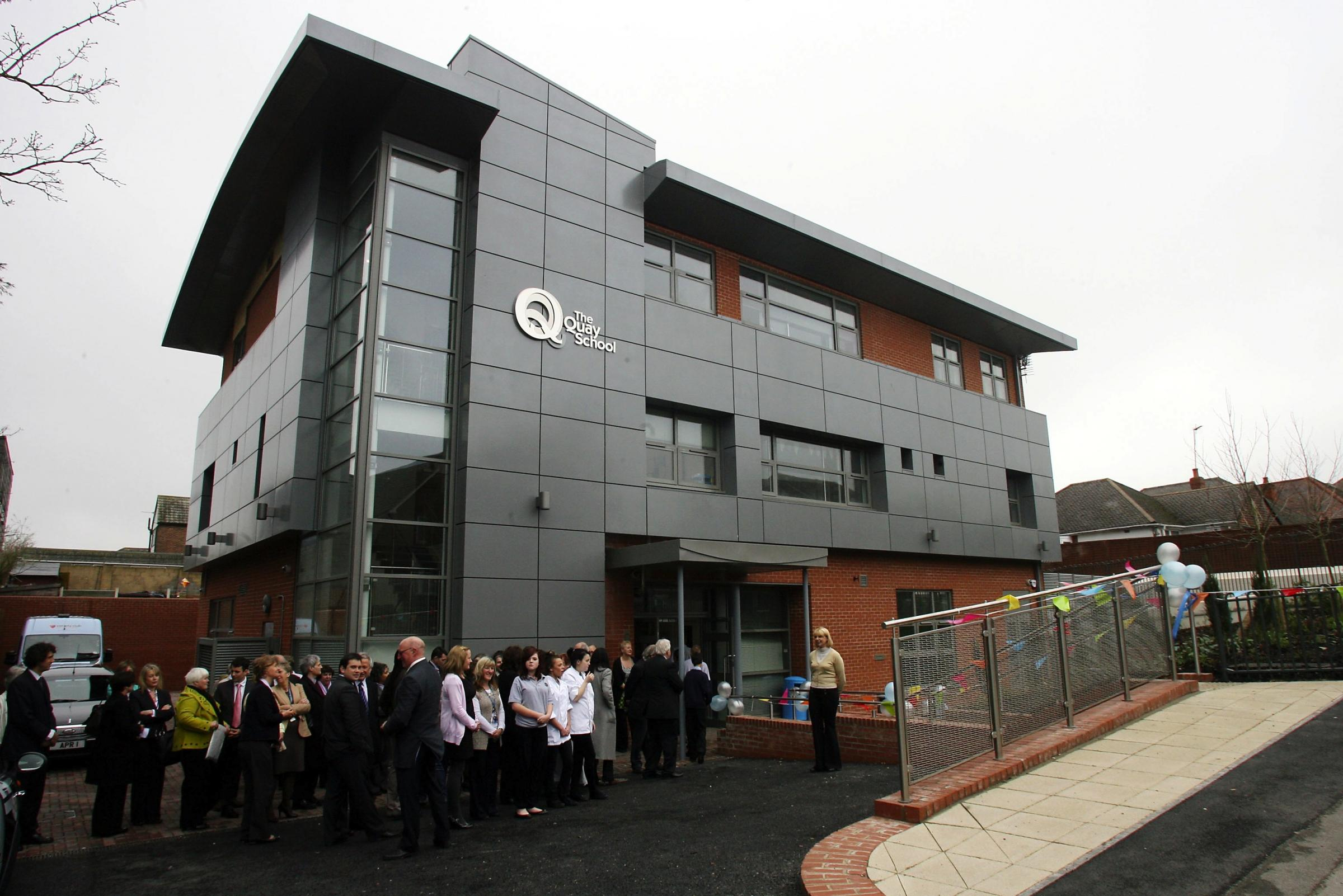The Quay School has retained its rating of Outstanding
