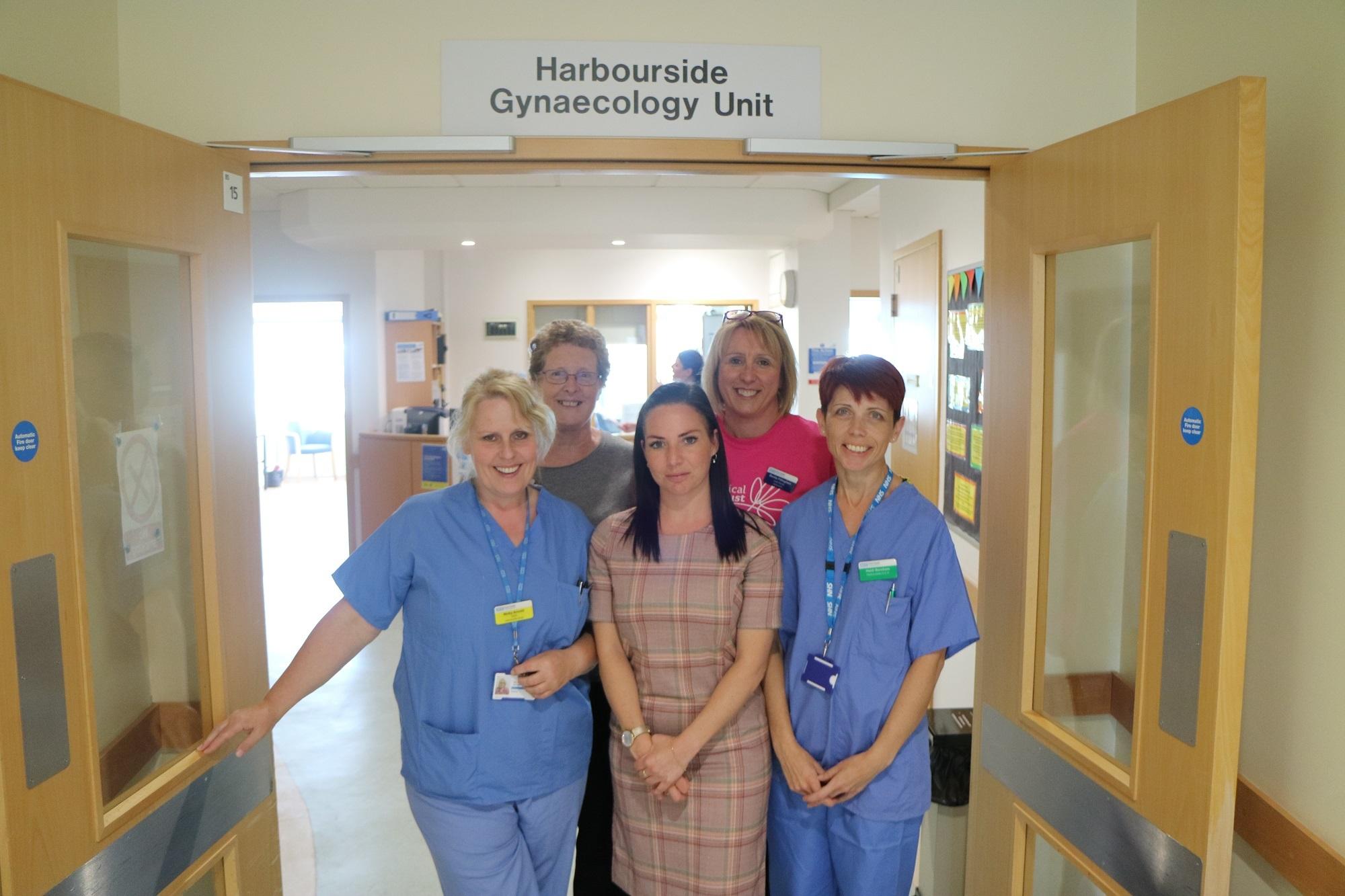 Poole Hospital's brilliant new idea to safeguard women's health