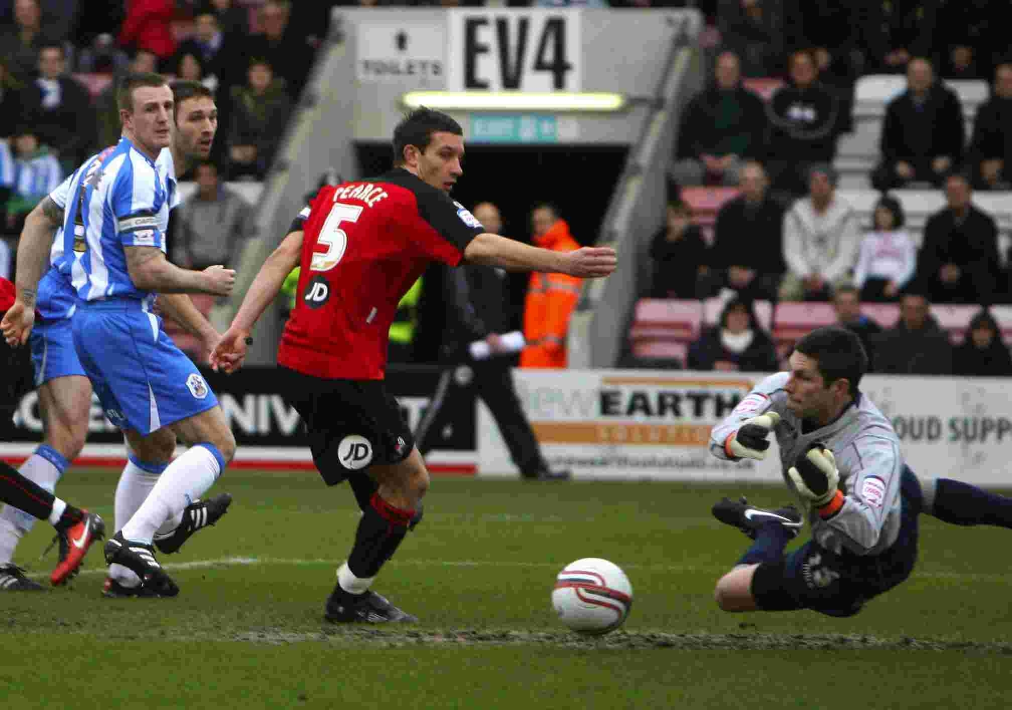 Former AFC Bournemouth captain Jason Pearce seeks play-off glory, 10 years on from one of his greatest triumphs