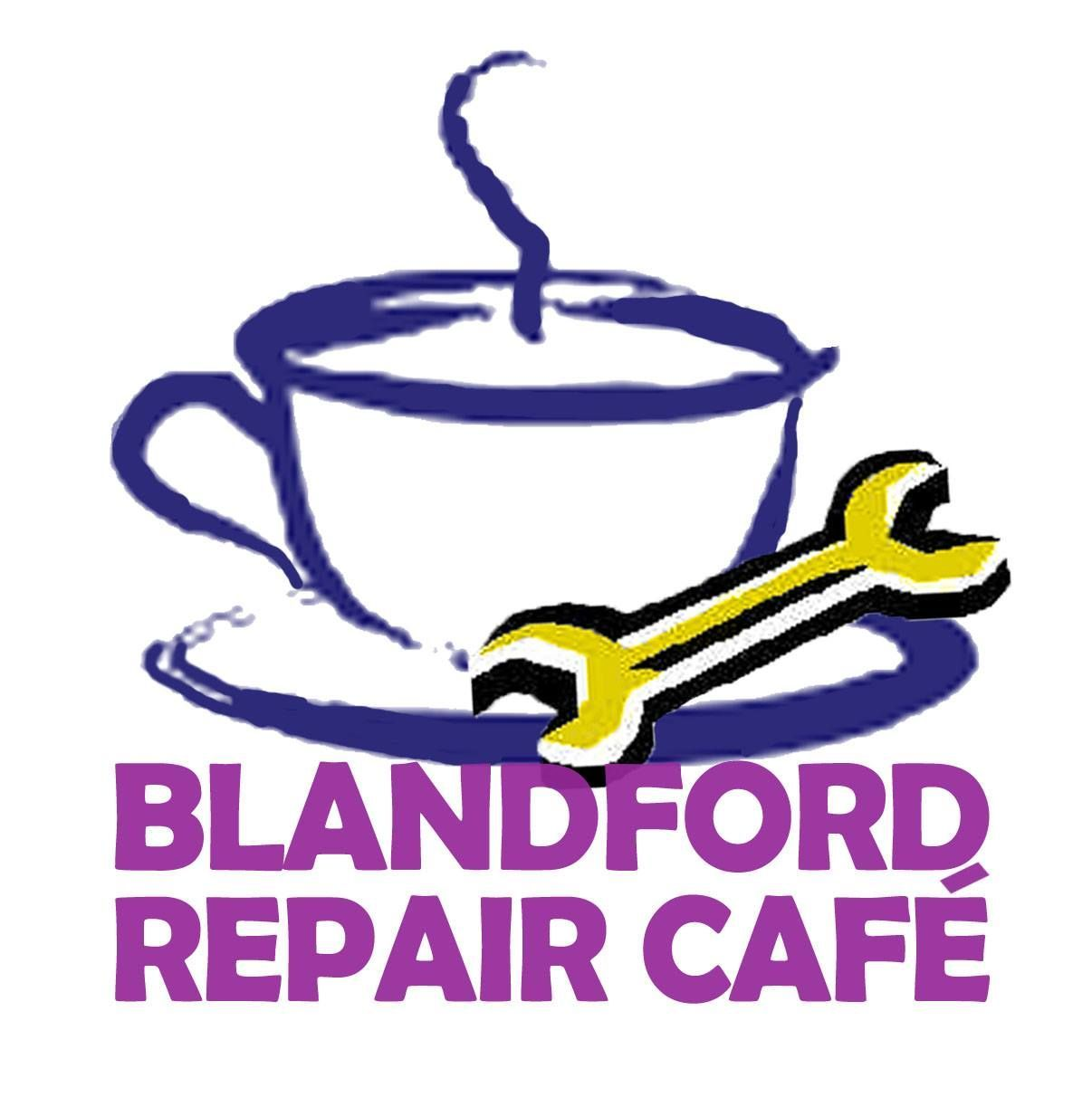 The Blandford Repair Cafe will be launched