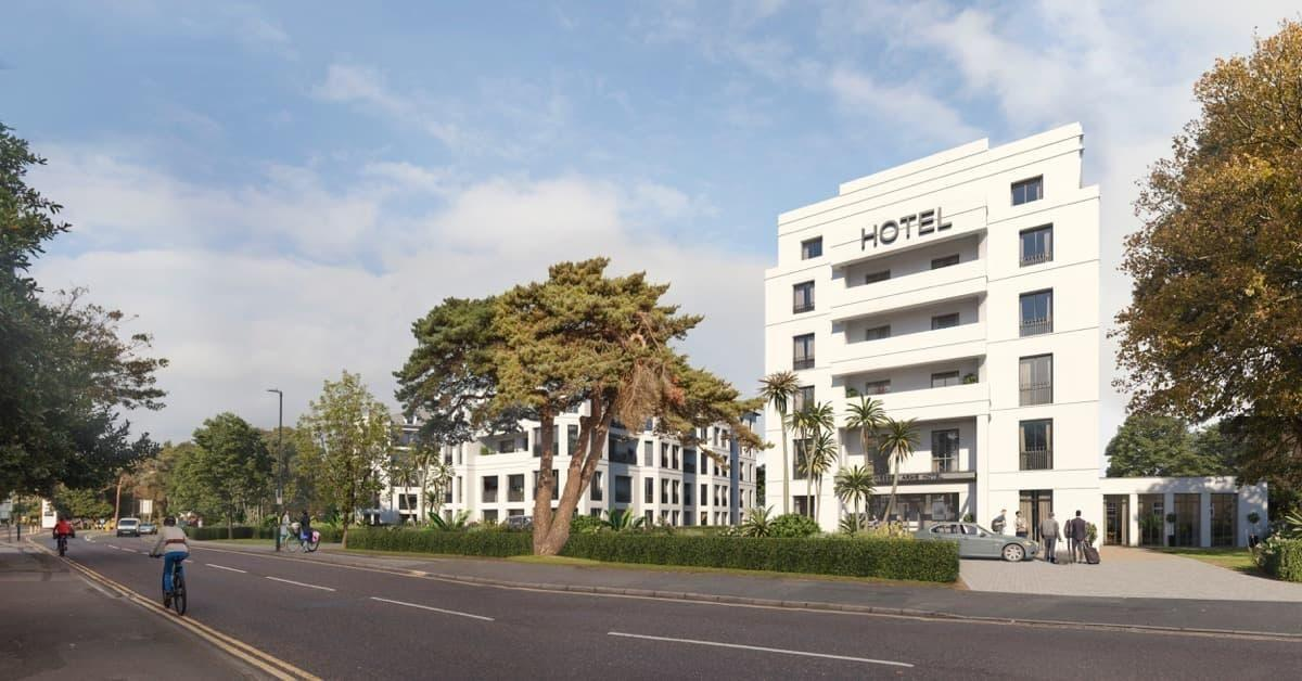 Wessex Hotel Site Will Be Home To A Premier Inn