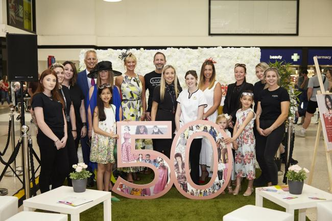 50 years of fashion at the Dolphin Centre