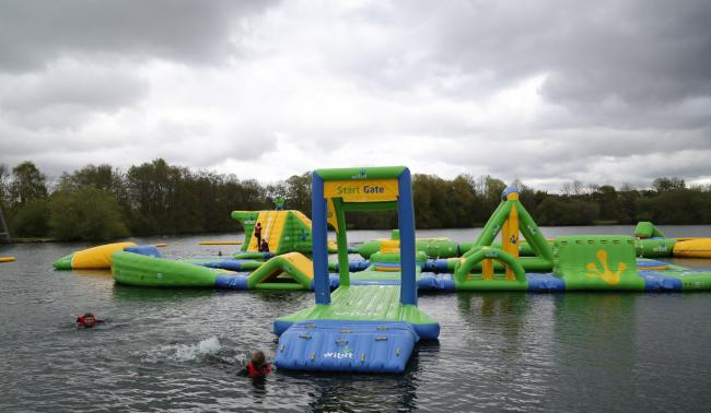 New Forest Water Park off Ringwood Road, Fordingbridge
