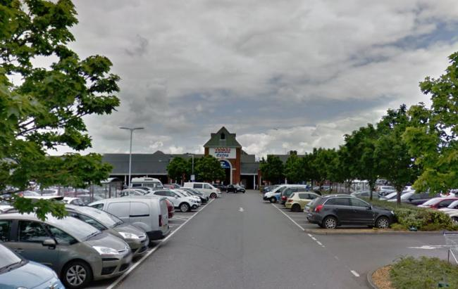 The Tesco Extra store at Riverside Avenue. Picture: Google Street View.