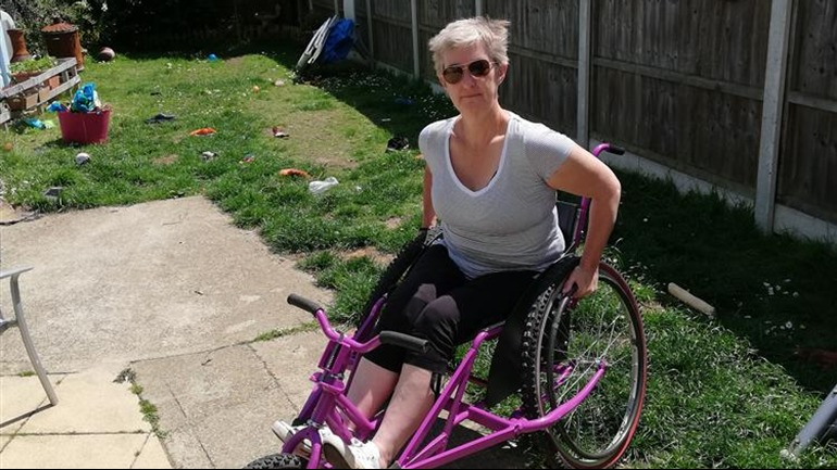 Meet the Bournemouth woman who's climbing Mount Snowdon in a wheelchair