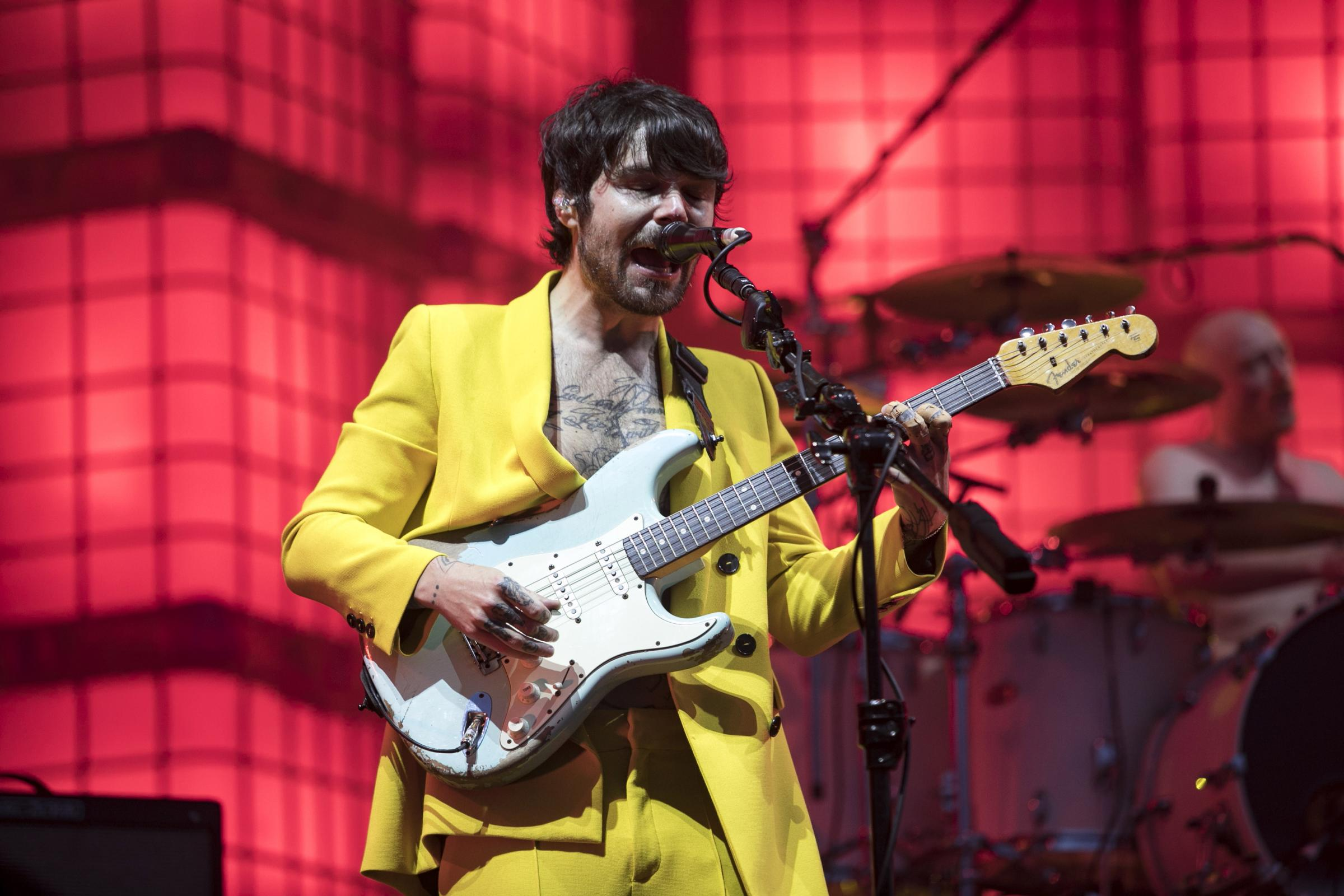Review: Biffy Clyro close Isle of Wight festival 2019